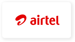 Airtel Trusted By Image