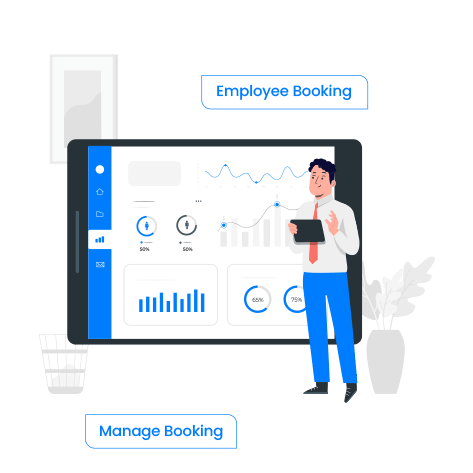 Book on Employee App Solution