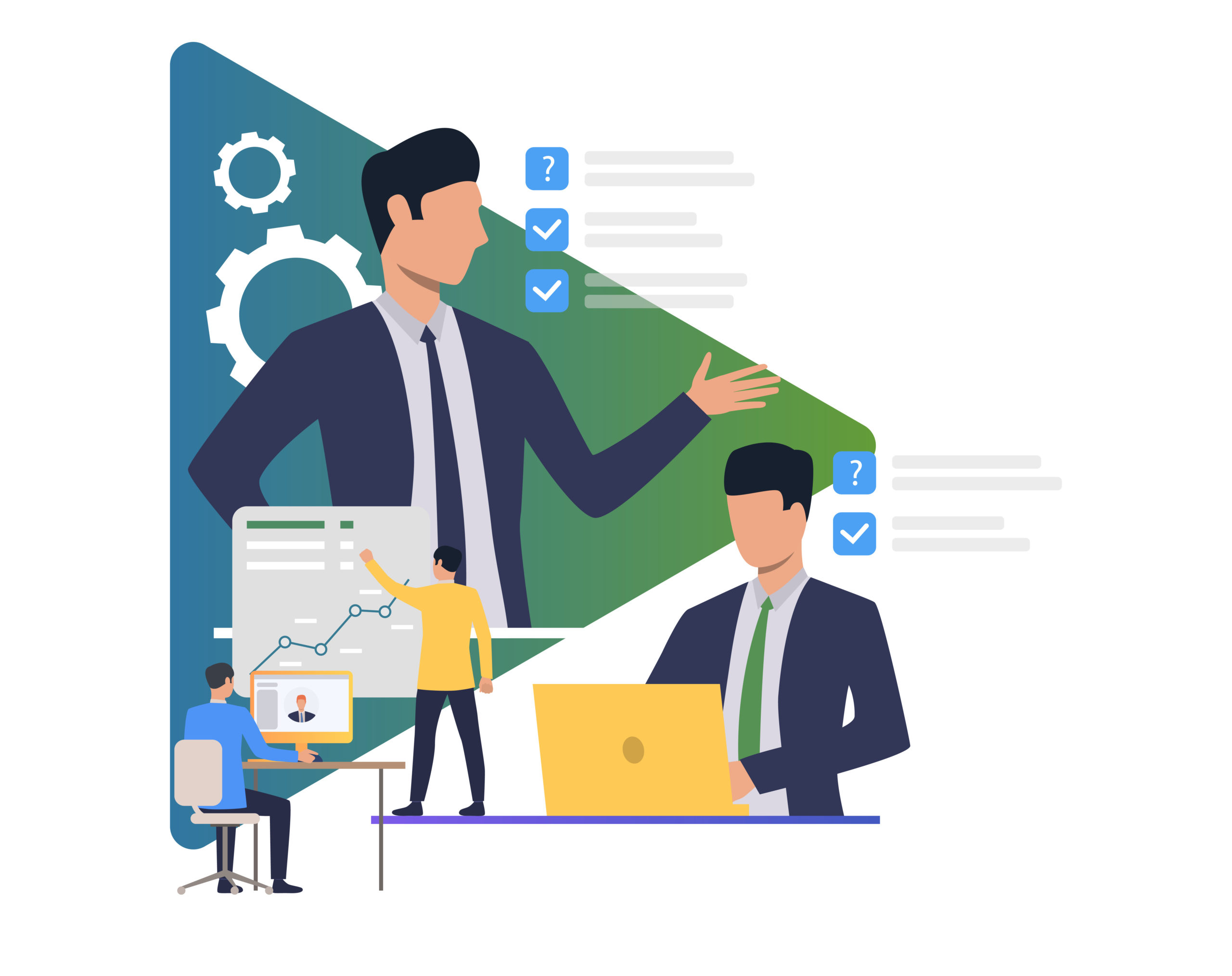 technology in a hybrid workplace
