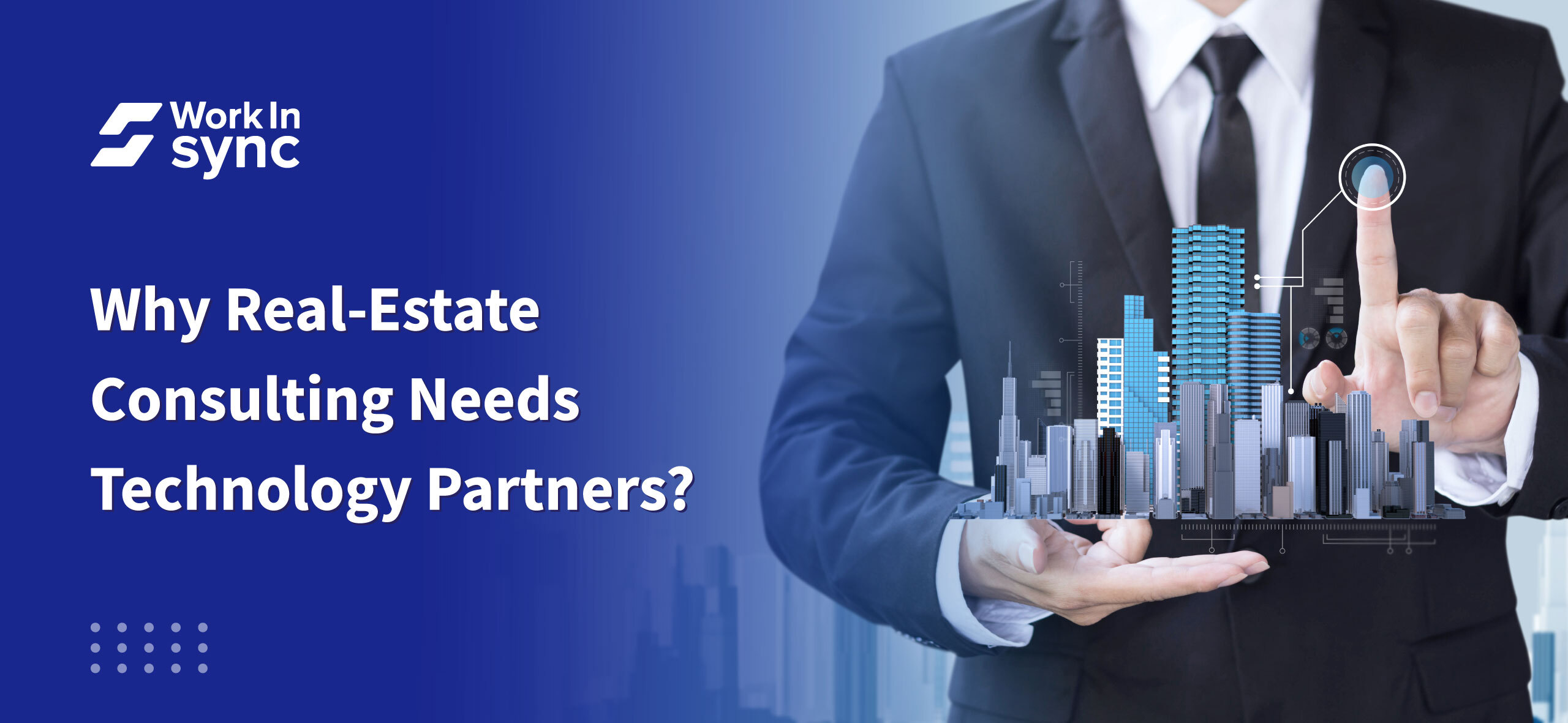 Why Real-estate Consulting Needs Technology Partners