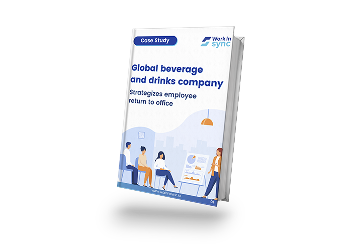 A Global Beverage Company's <br> Return-to-Office Strategy 3D Image