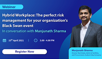 Hybrid Workplace: The Perfect Risk Management for Your Organization's Black Swan Event Thumbnail