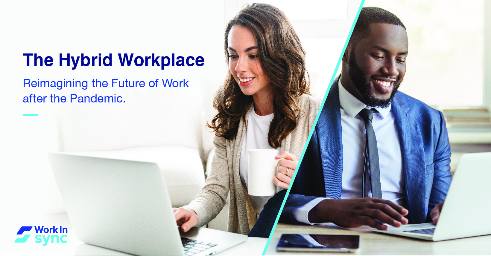 Work on the Move - The Hybrid Workplace Chapter