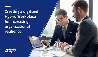 Planning for Digitized Hybrid Workplace 2021 Thumbnail