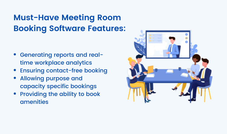 Meeting Room Booking Solution