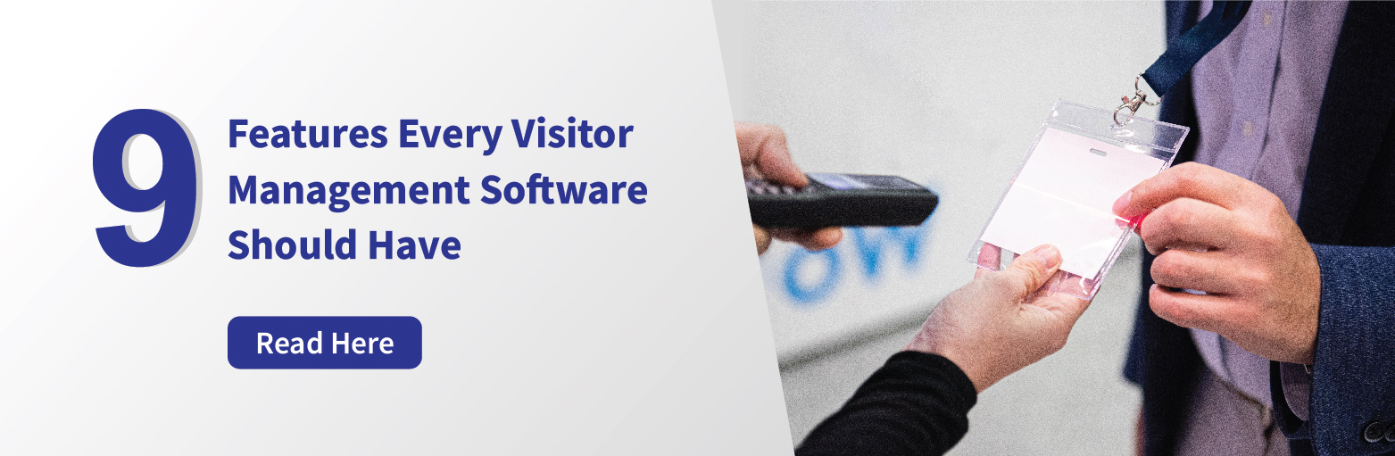 visitor management for return to office
