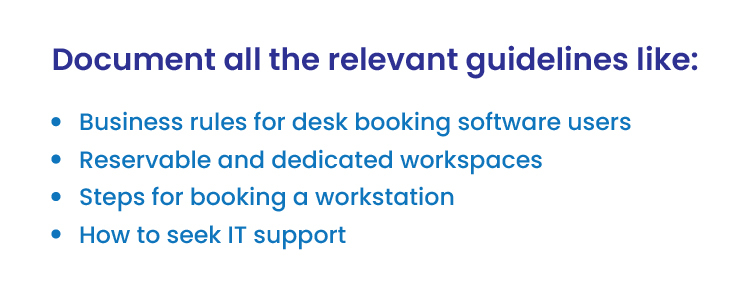 desk booking software free