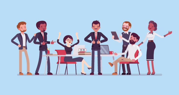 the hybrid workplace